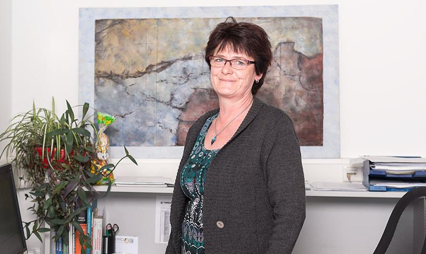 Portraitbild Gabriele Manhart
