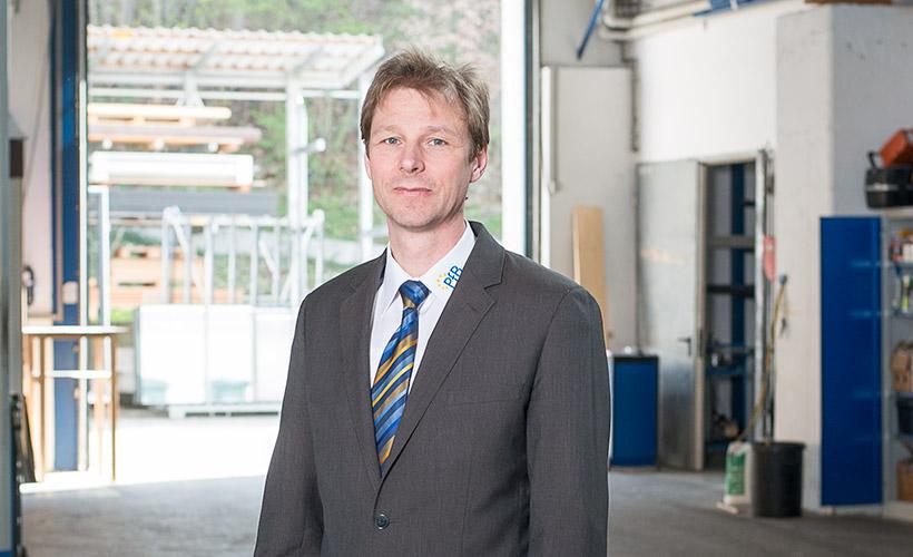 Portraitbild Matthias Demmel